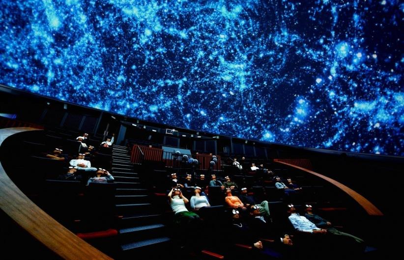 А вы знаете, что такое планетарий? :: syl.ru