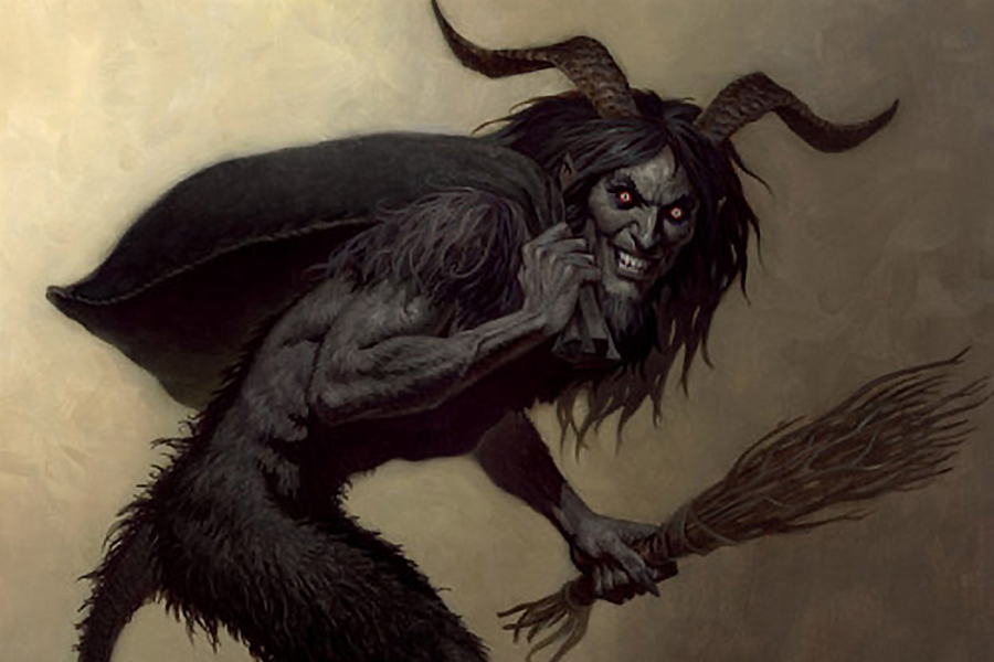 Анчутка что это такое: весёлый бесёнок в мифологии | нечистая сила | багира гуру
