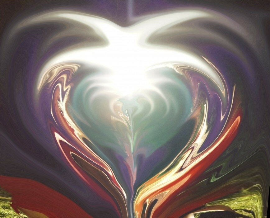 Безусловная любовь – какая она?   сила мысли