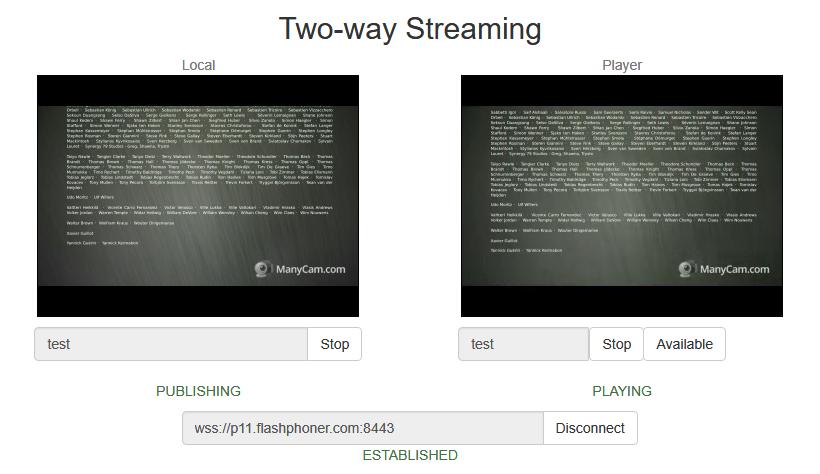 Динамическая cdn для webrtc стриминга с низкой задержкой / блог компании flashphoner / хабр