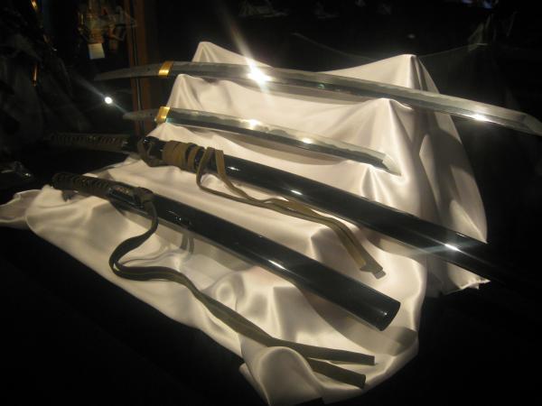 Красивое орудие катана и его история от прошлого до наших дней