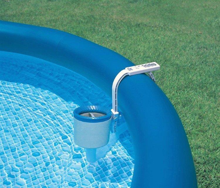 Скиммер для каркасного бассейна: что это такое, для чего нужен, когда подойдет врезной, пошаговая инструкция как сделать своими руками, нюансы подключения
