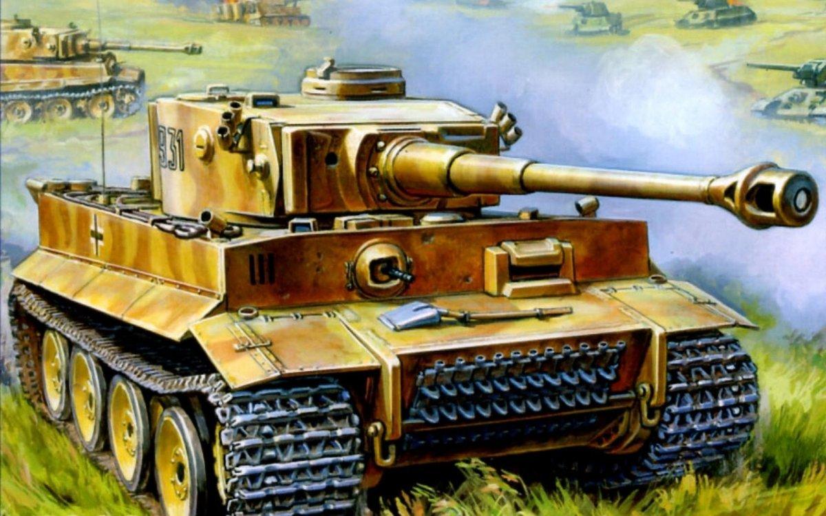 Что такое танк