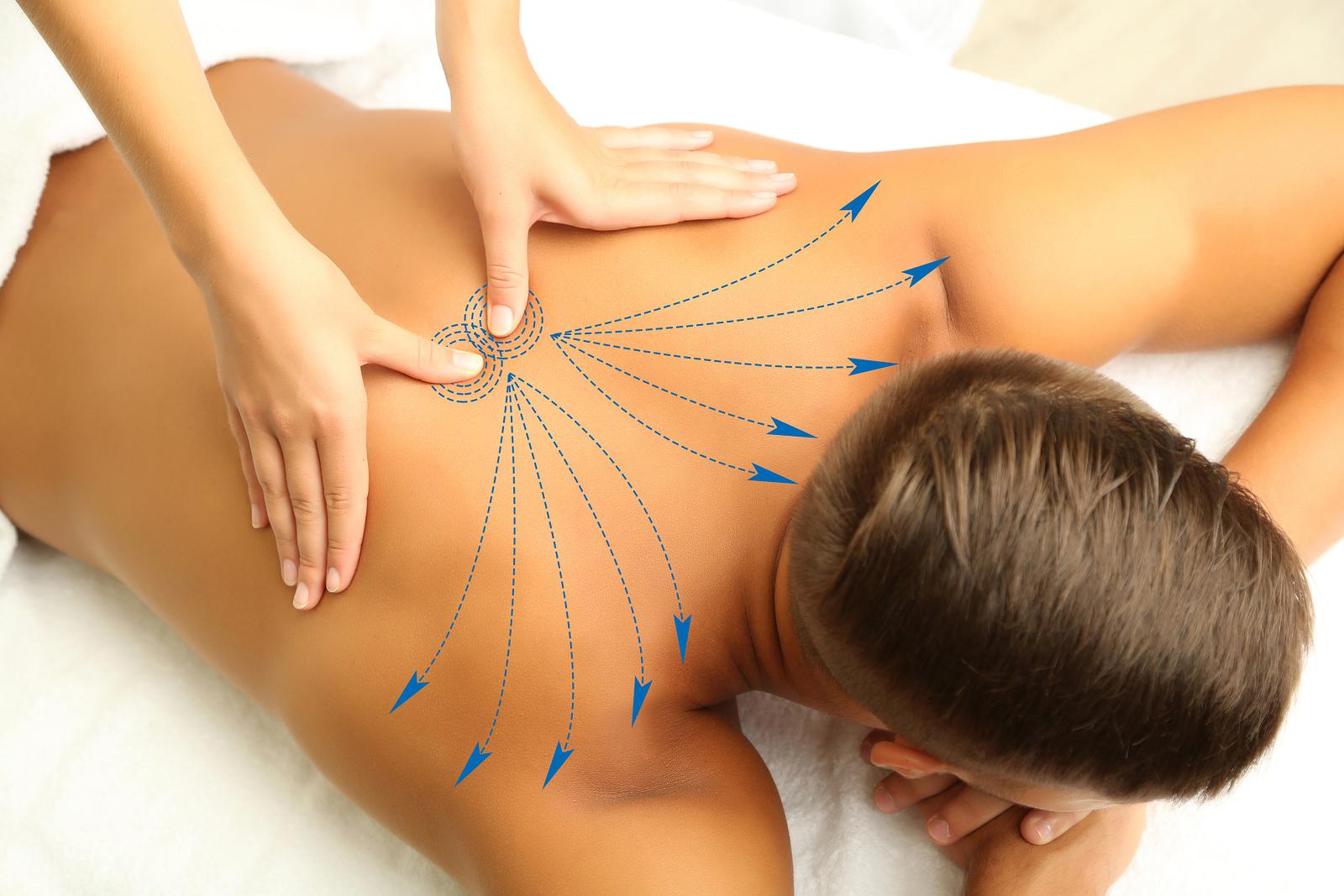 Эротический массаж для мужчин – польза для здоровья
