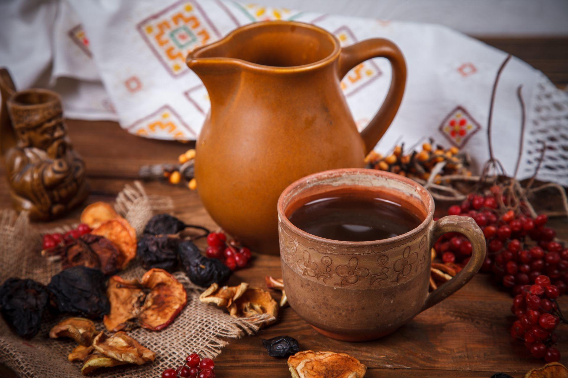Узвар: лечебные свойства и калорийность | food and health