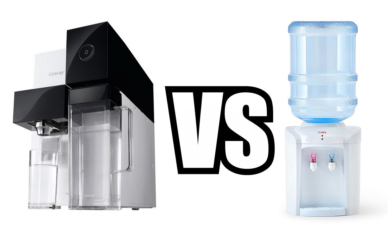 Чем отличается компрессорное охлаждение в кулере от электронного.