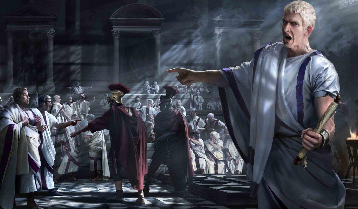 Сенат (древний рим) - вики