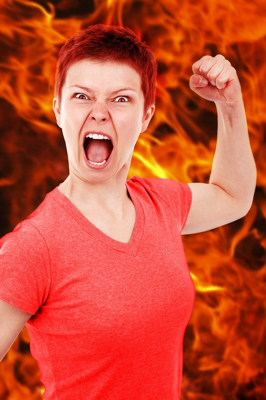 Гнев – откуда берётся и как с ним бороться
