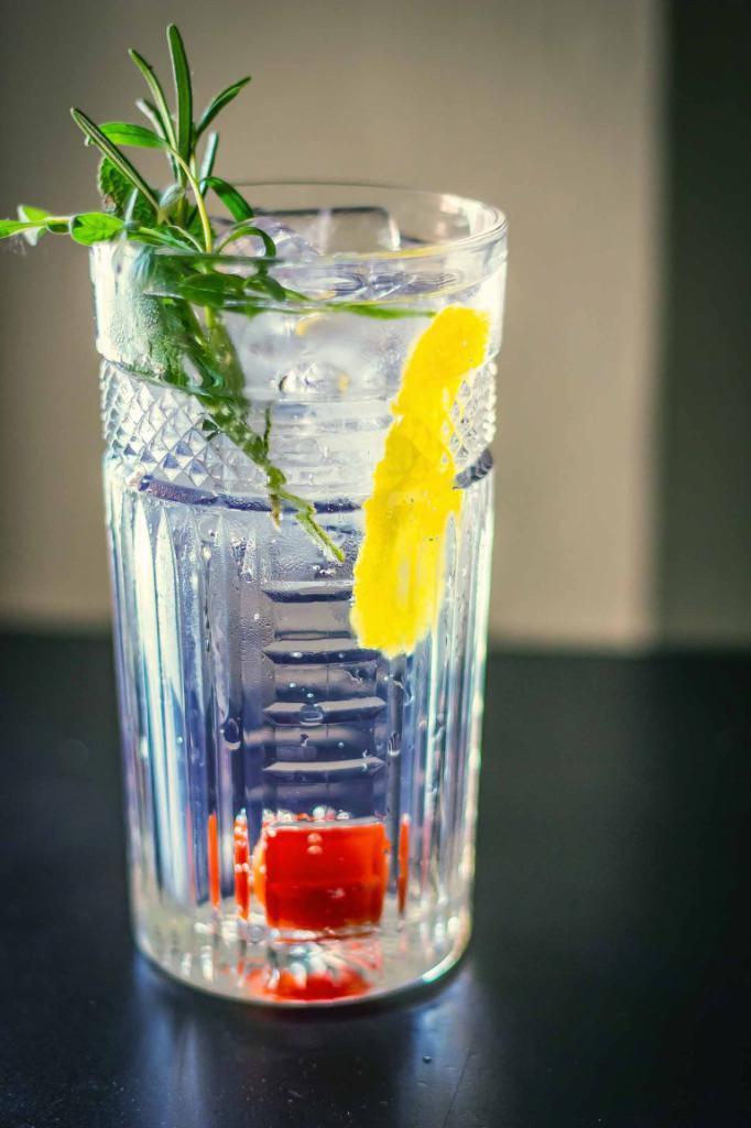 Что такое джин тоник пропорции для приготовления в домашних условиях