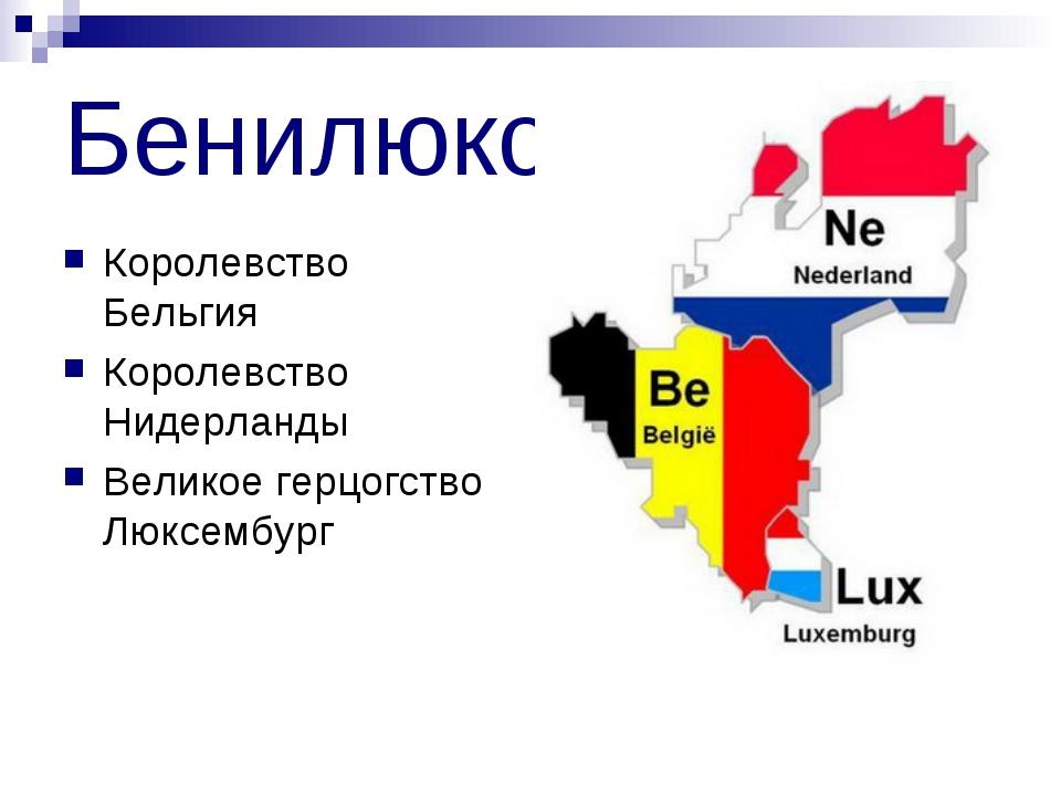 Конспект урока по окружающему миру 3 класс. что такое бенилюкс. школа россии
