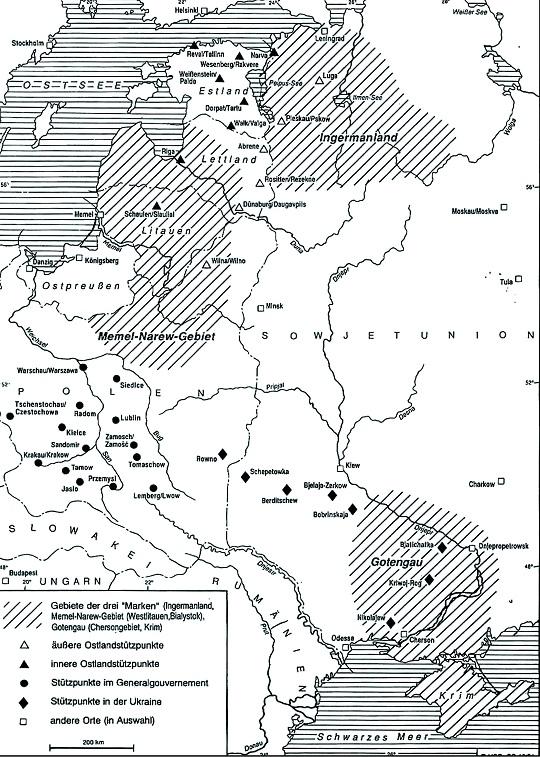 План гитлера ост по колонизации ссср | война | багира гуру