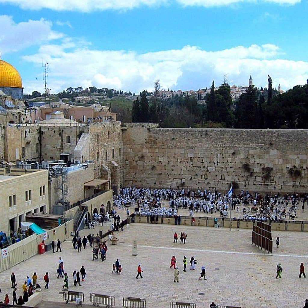 Стена плача, иерусалим - история реликвии от создания до наших дней