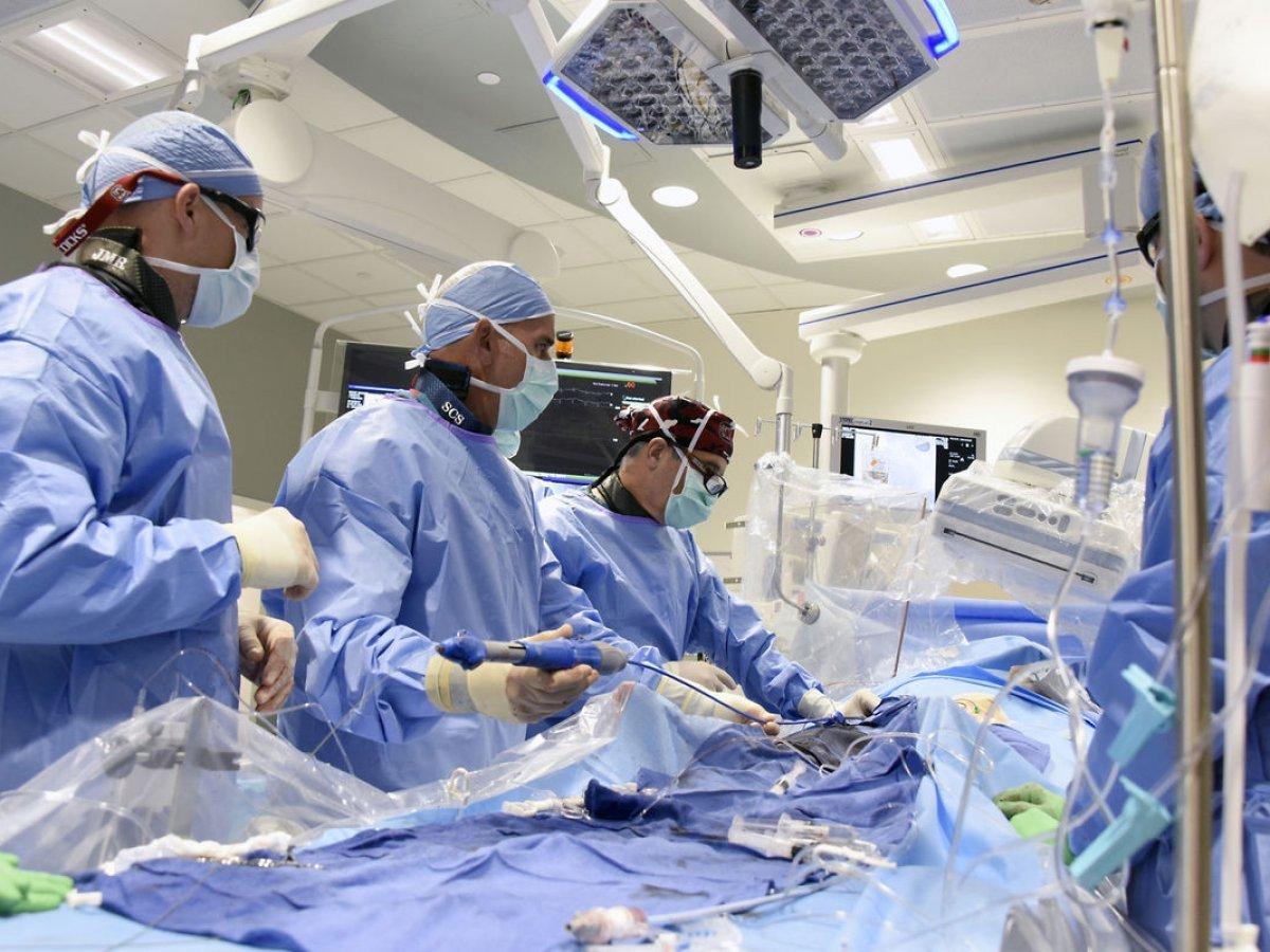 Стоимость операции рча