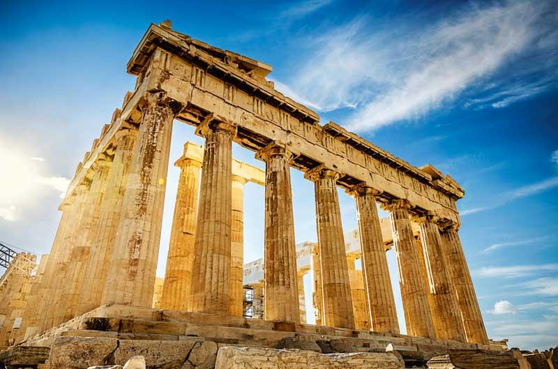 История и особенности античного храма парфенон: информация для туристов