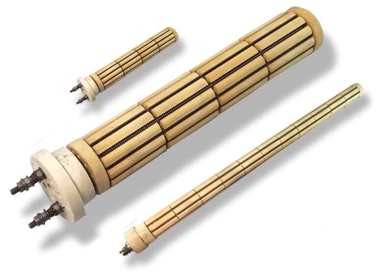 Трубчатый электронагреватель: применение и виды