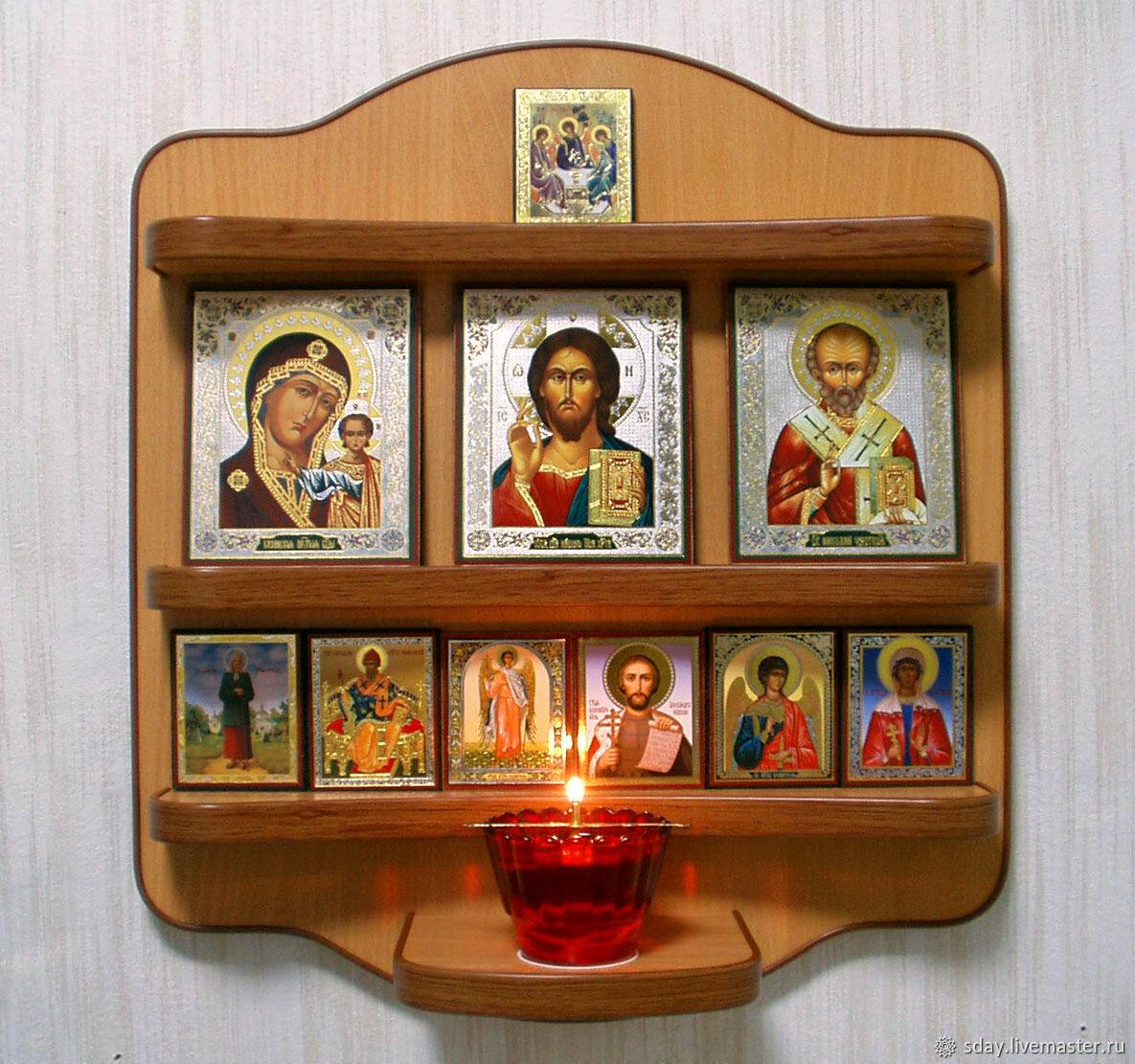 Иконостас в православном храме: устройство и схема в церкви, история