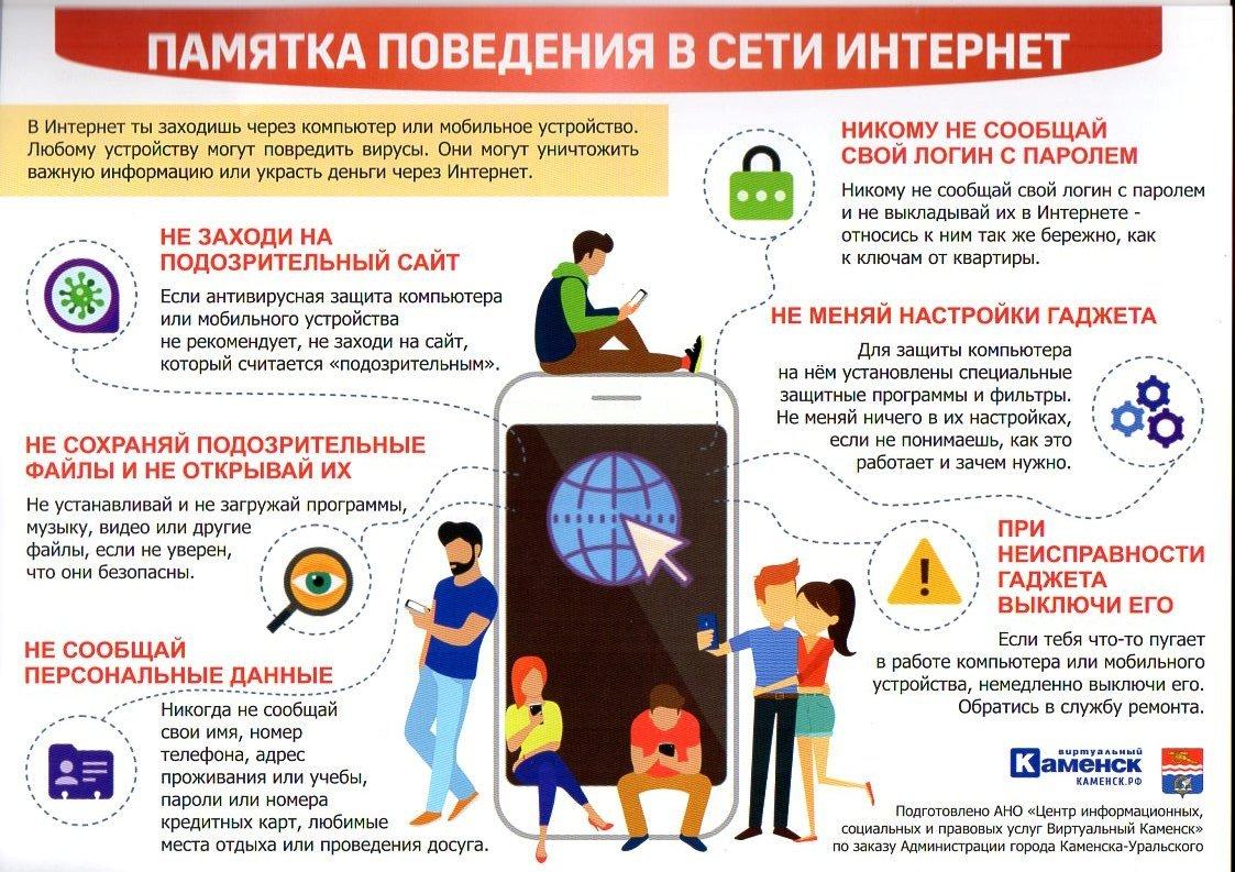 Правила интернетов