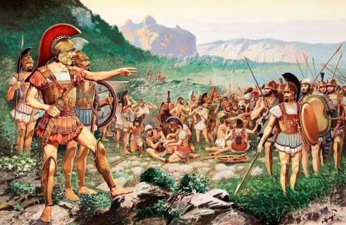 Древняя спарта: странные подробности жизни спартанцев