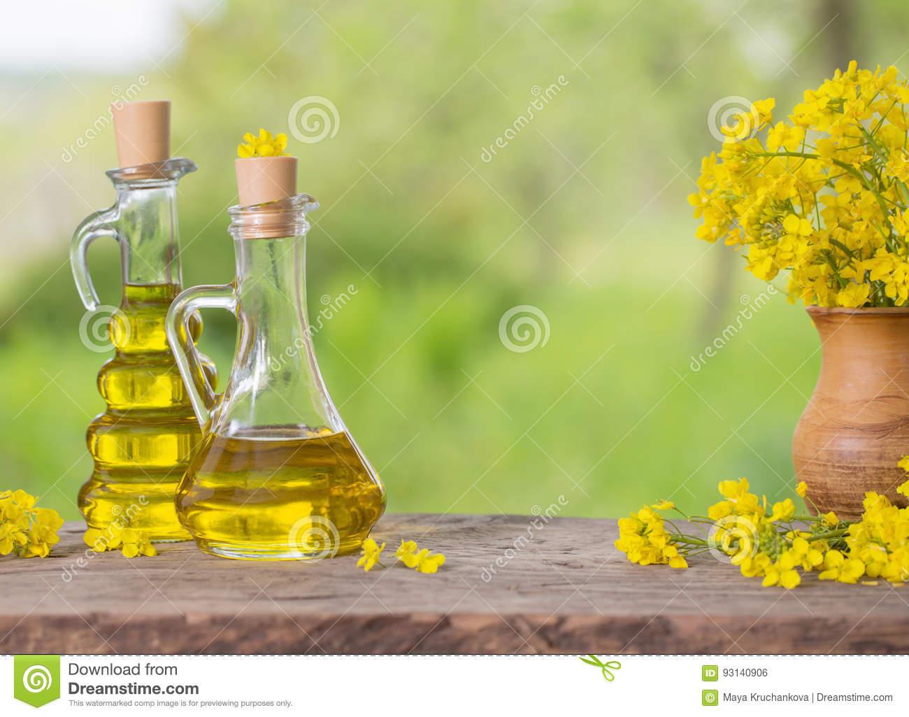 Рапсовое масло: вред и польза в детском питании, косметологии