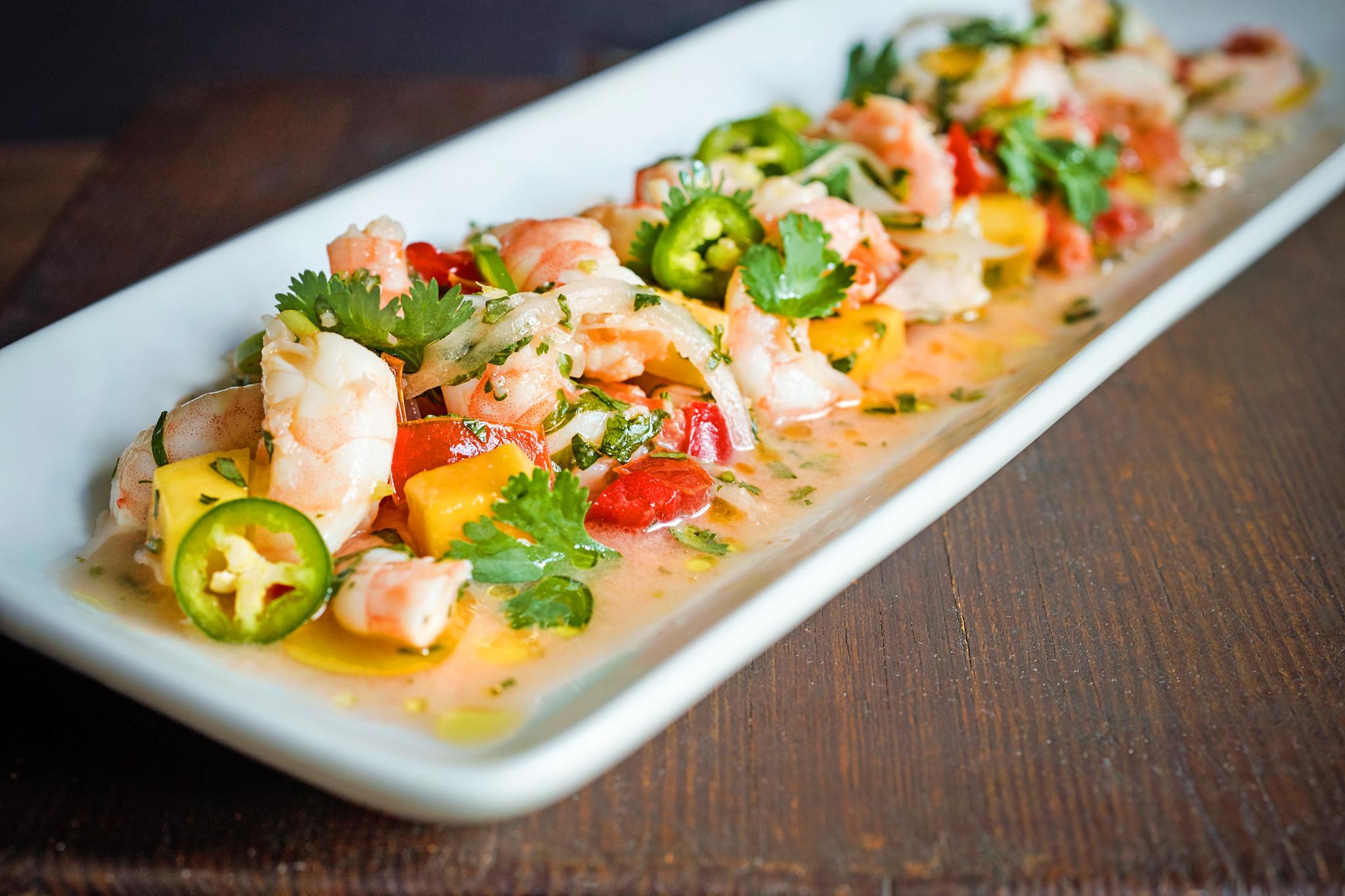 Севиче – рецепты блюда из рыбы и мяса, с помидорами и морепродуктами