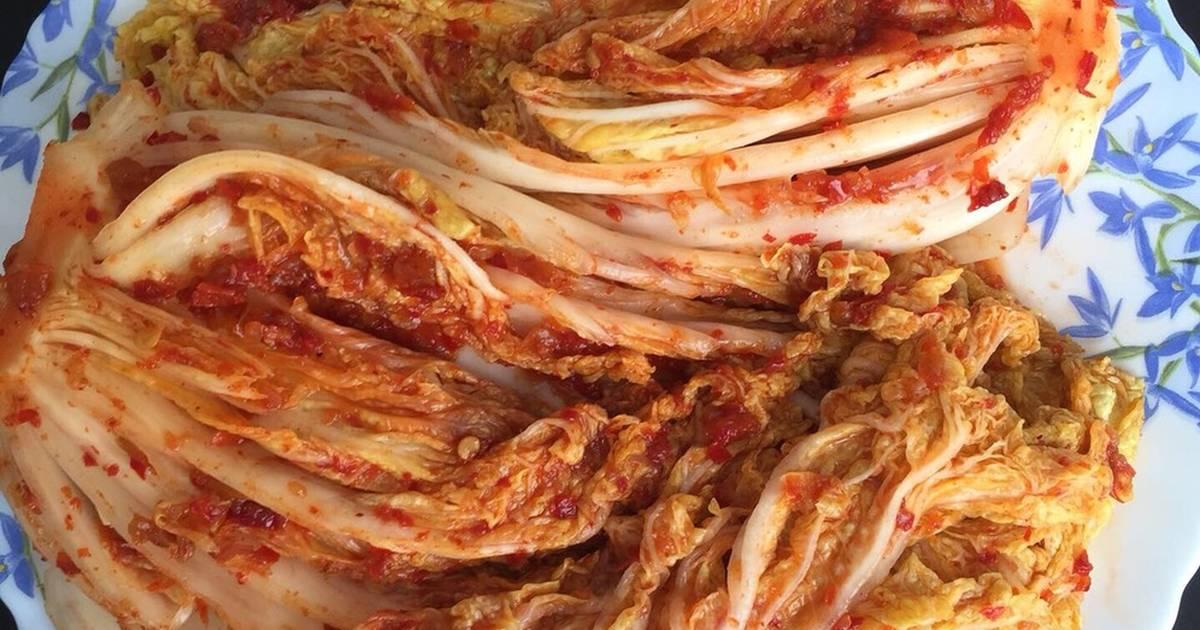 Рецепт капусты кимчи по-корейски. традиционный рецепт, подробное описание с фото и видео