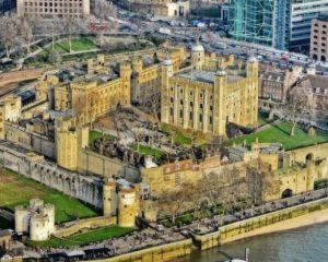 Лондонский тауэр - описание история современность