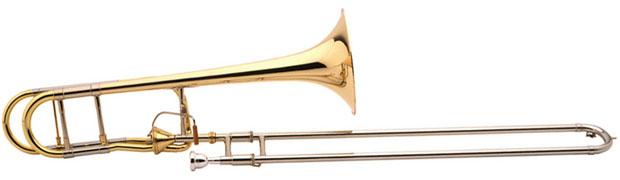 Тромбон — музыкальный инструмент симфонического оркестра