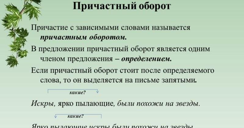 Слово в русском языке — это смысловая единица речи