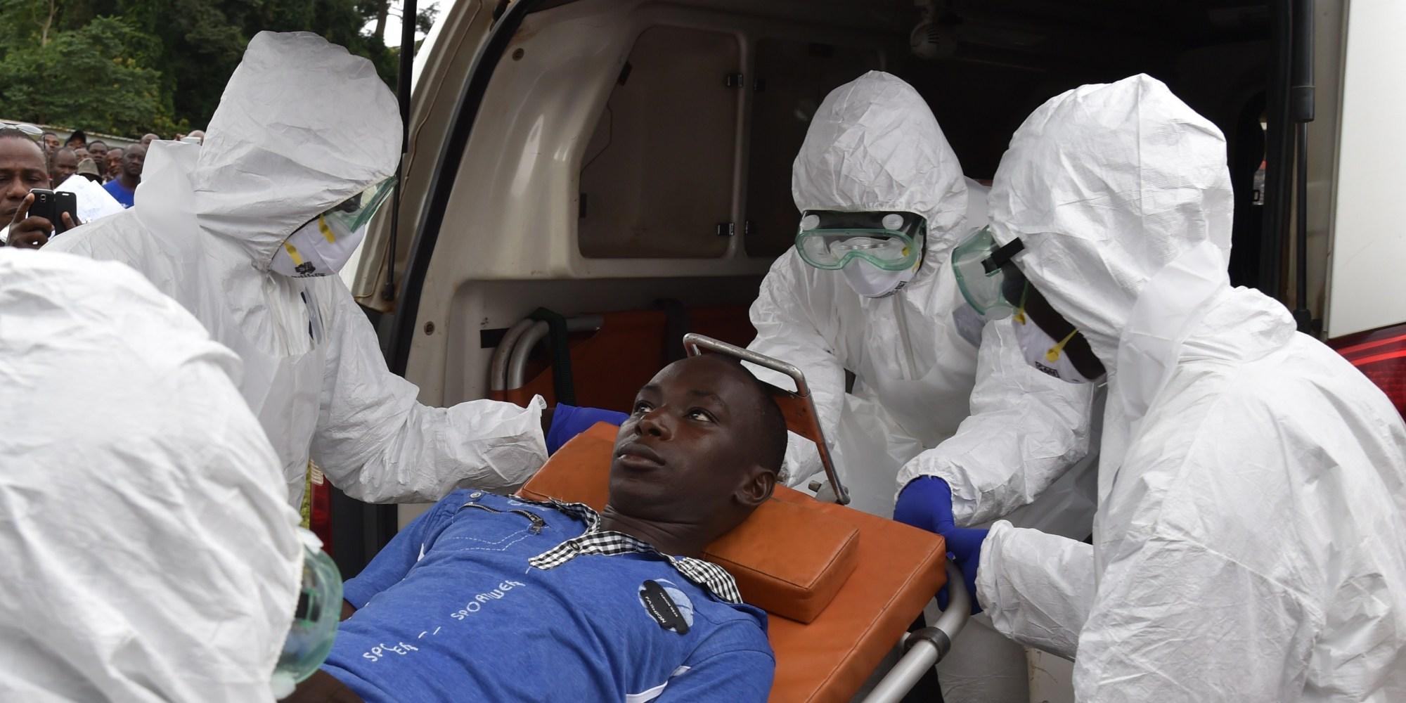 Геморрагическая лихорадка эбола — википедия. что такое геморрагическая лихорадка эбола