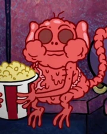 Планктон (персонаж) — циклопедия