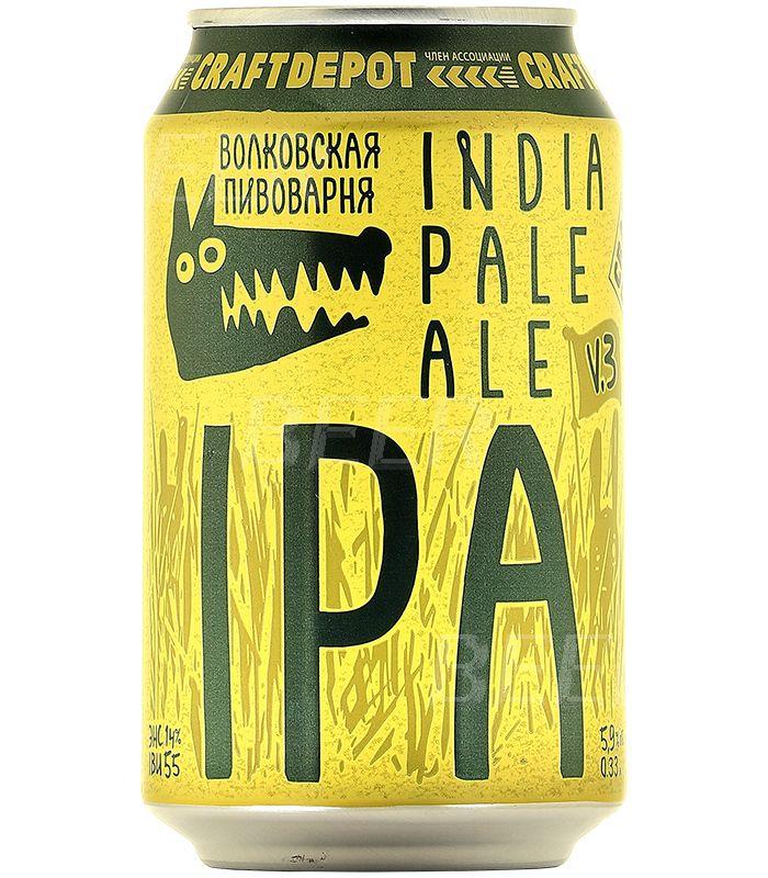 Пиво ipa (india pale ale) – индийский светлый эль из англии