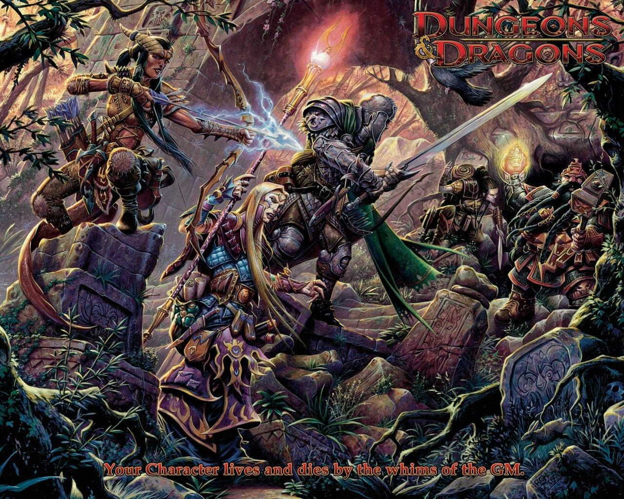 Dungeons & dragons   rpg   fandom
