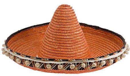 Мексиканская шляпа сомбреро