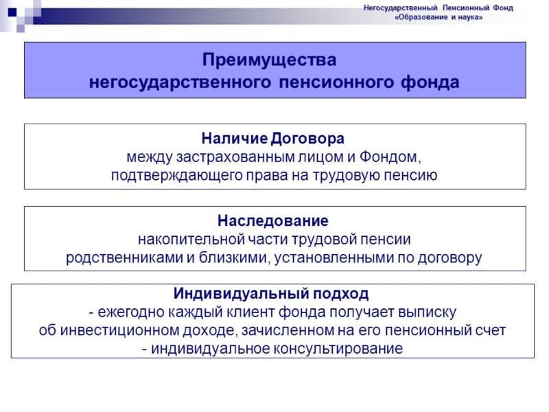 Нпф или пфр: анализ негосударственных пенсионных фондов в россии