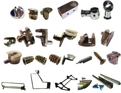 Мебельная фурнитура и комплектующие: классификация и выбор