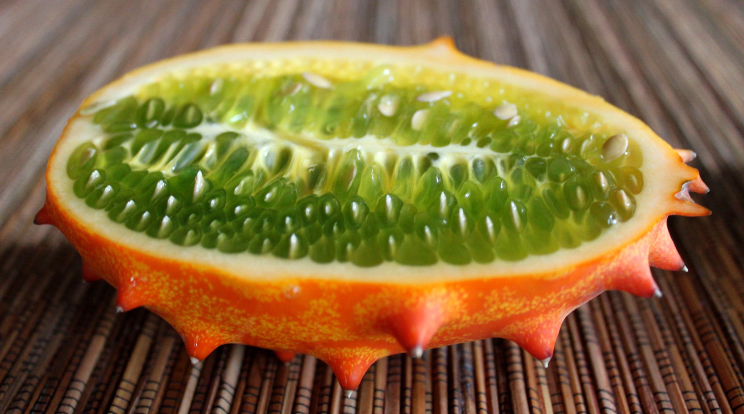 Кивано: что это за фрукт и чем он полезен