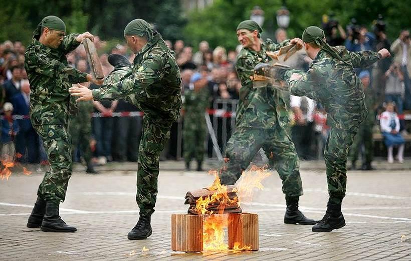 Патриотизм и верность воинскому долгу – основные качества защитника отечества