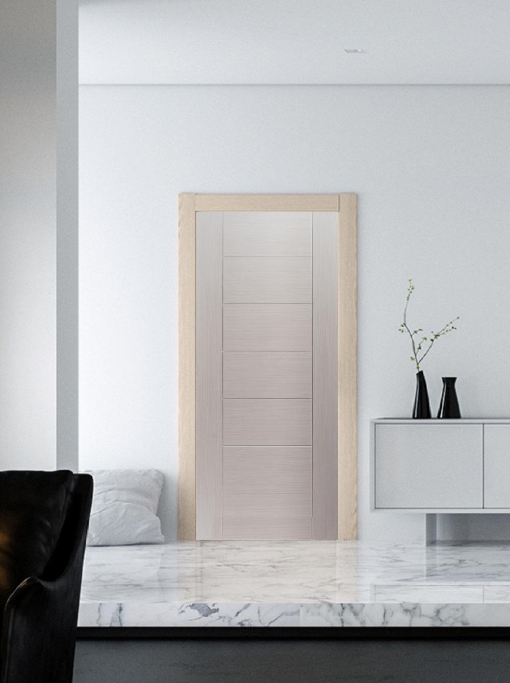 Межкомнатные двери в интерьере - правила подбора и фото идеи дизайна