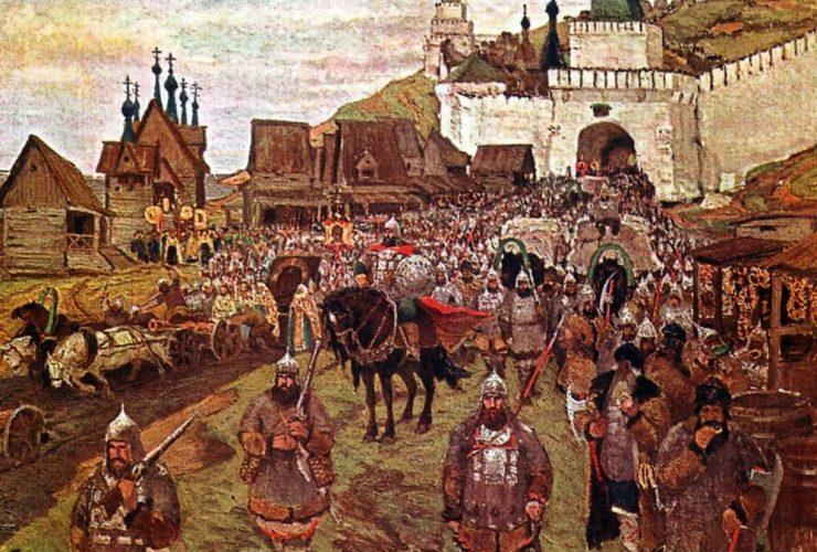 Первое народное ополчение — википедия. что такое первое народное ополчение