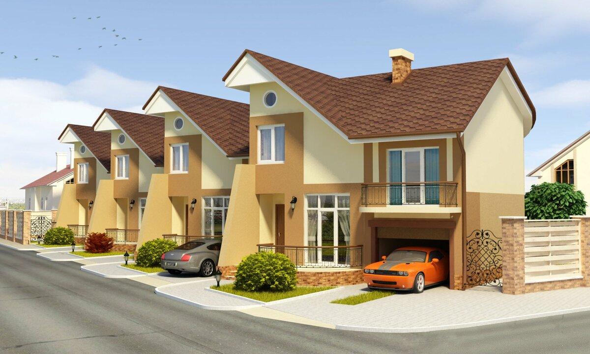 Что лучше выбрать: коттедж или таунхаус? плюсы и минусы этих домов