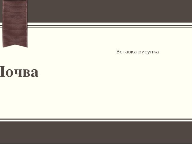"""Урок биологии по теме """"почва и ее состав"""". 6-й класс"""