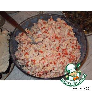 Легкий салат (98 рецептов с фото) - рецепты с фотографиями на поварёнок.ру