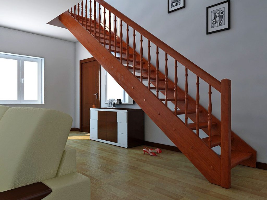 Что такое тетива лестницы