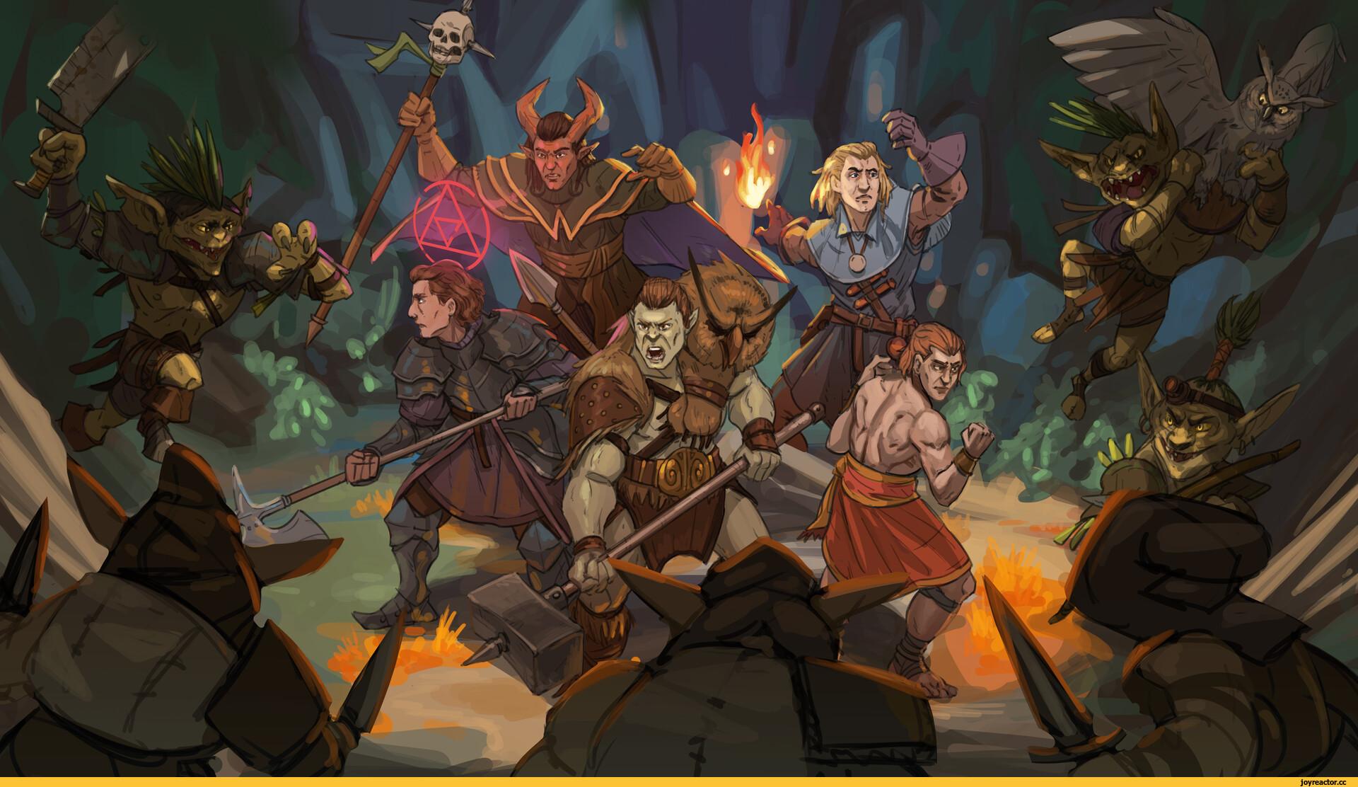 Dungeons & dragons 4