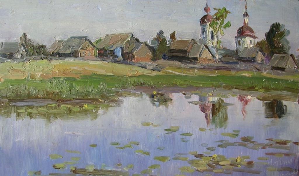 Виды пейзажа в живописи