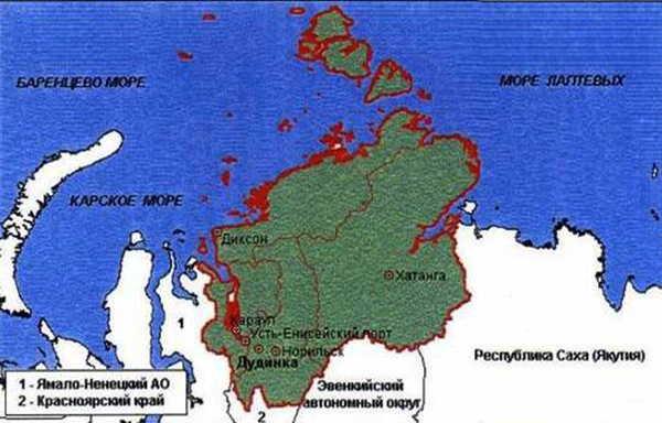 Что такое остров и полуостров?