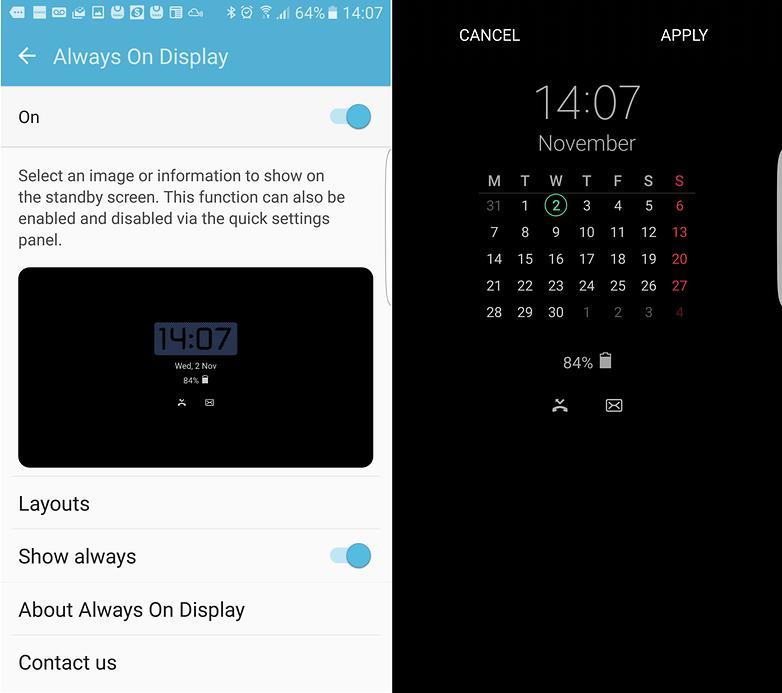Always on display что это такое в телефоне samsung, как включить функцию, настроить