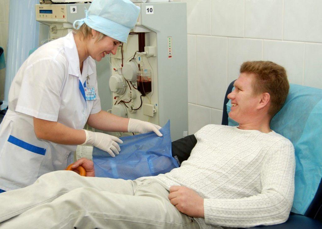 Методы очистки крови, плазмаферез: показания, как проводится