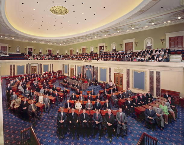 Сенат древнего рима