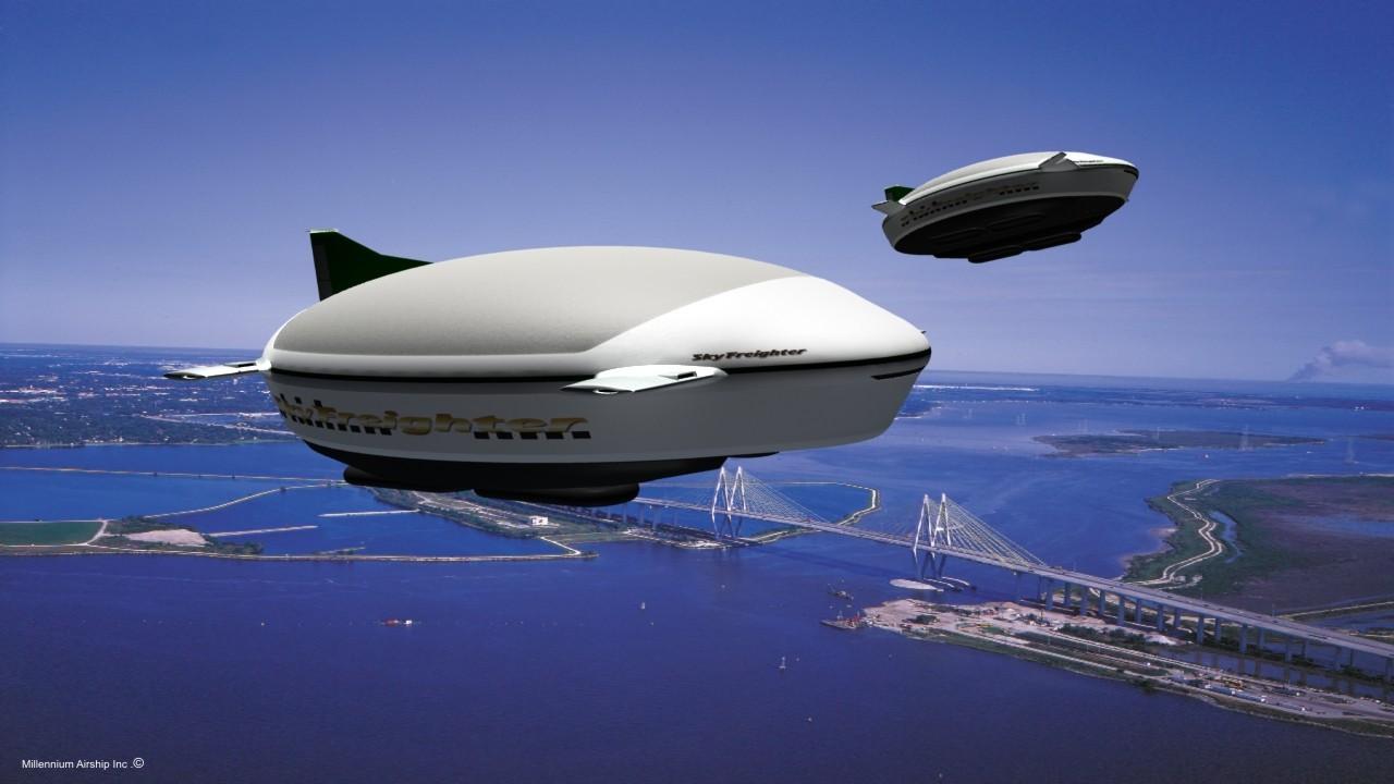 Как построить дирижабль? что такое дирижабль? нужны ли они в современном мире?